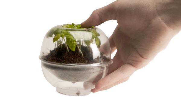 La minimaceta urbana biodegradable