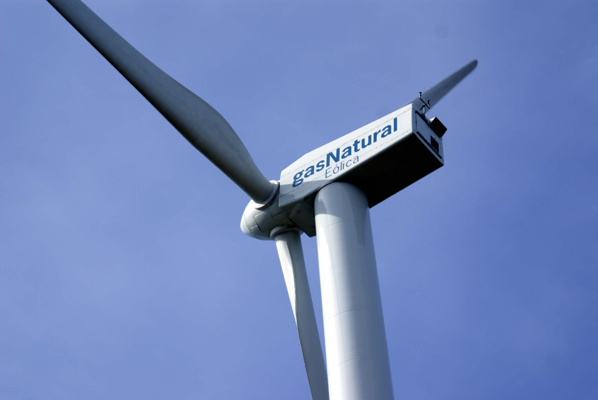 Gas Natural Fenosa compra a Gamesa dos parques eólicos