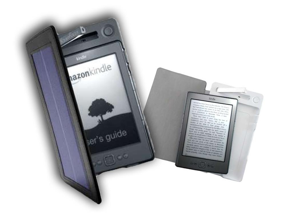 El Kindle eco-reader