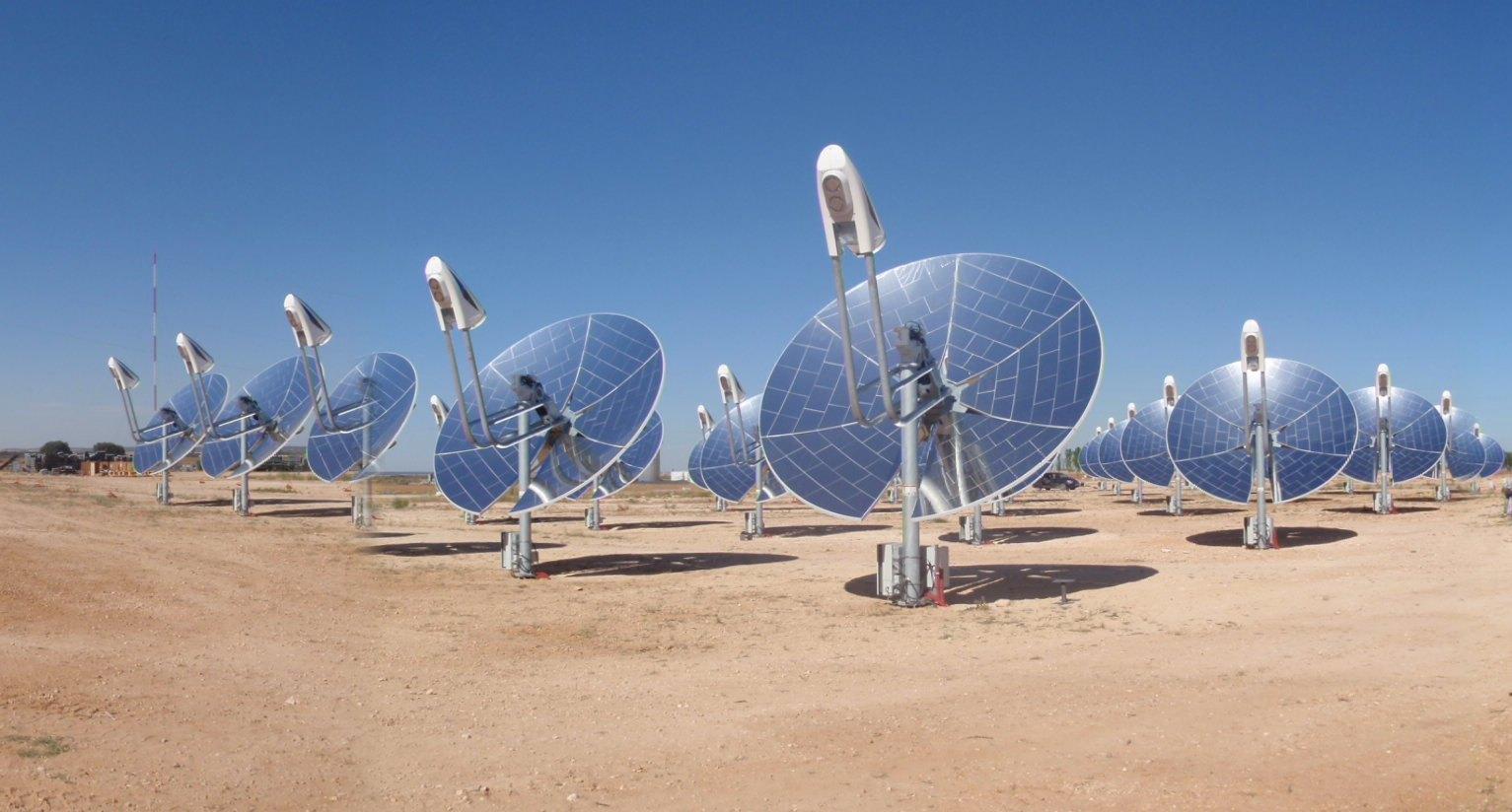 España con 1.102 MW en termosolar podría suplir Garoña
