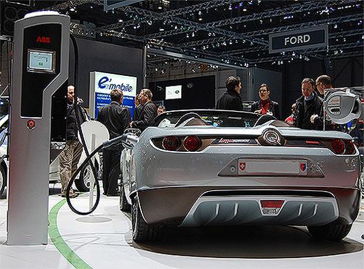ABB orienta su negocio hacia el vehículo eléctrico