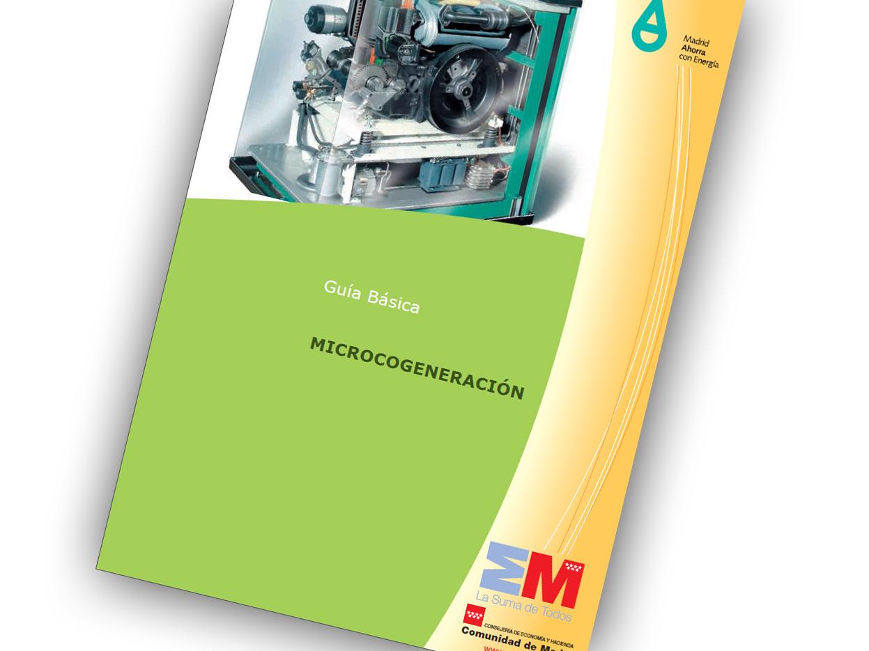 Fenercom publica la Guía Básica de Microcogeneración