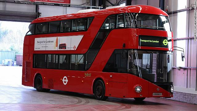 """Londres recupera sus emblemáticos Routemasters en versión """"eco"""""""