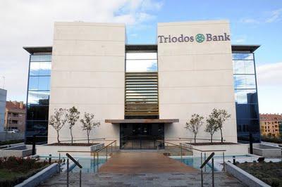 Triodos Bank dobla sus clientes en España
