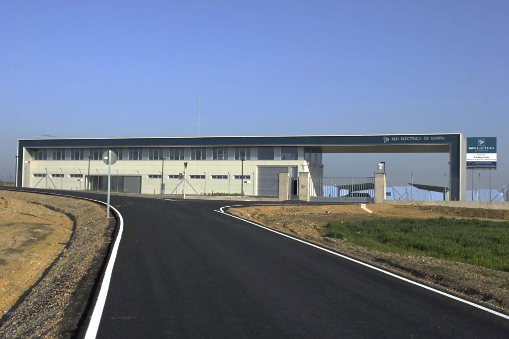 El centro dará cobertura a la red de transporte de electricidad de Huelva y Sevilla