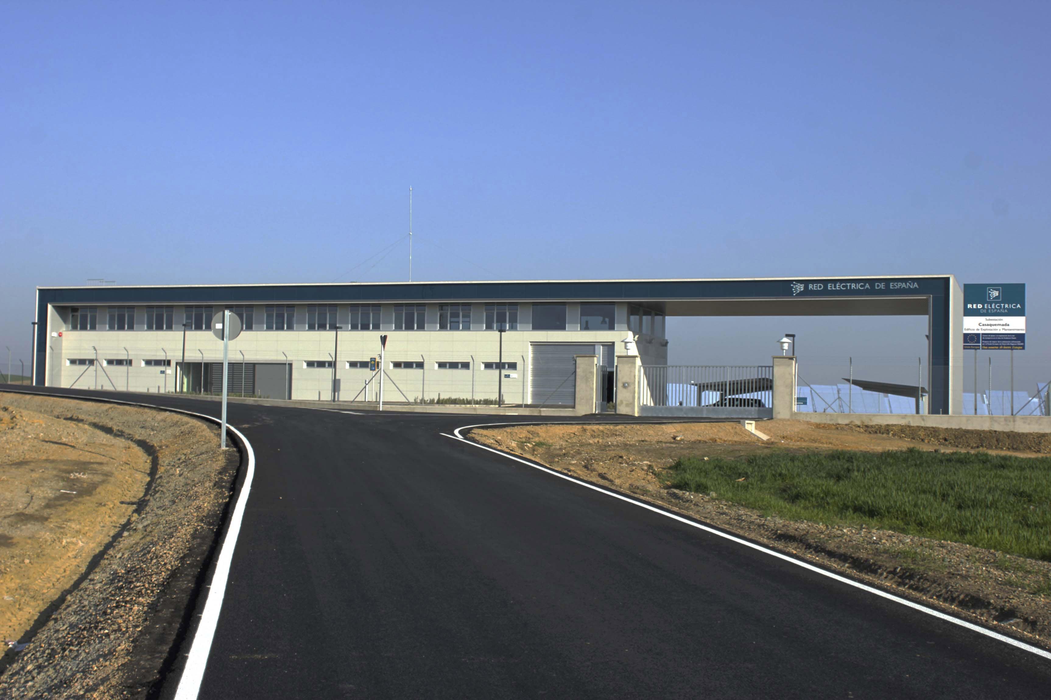 Red Eléctrica inaugura su primer edificio con la máxima certificación energética posible