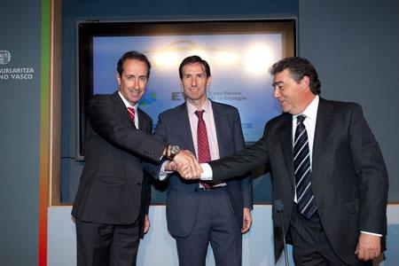 Euskadi y la alianza Renault-Nissan impulsan el vehículo eléctrico