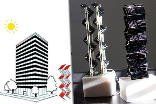 El MIT investiga con la energía solar 3D