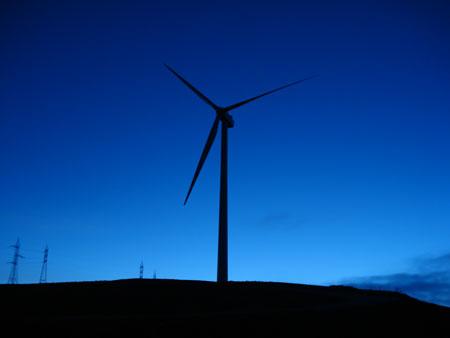 El sector eólico advierte de la desaparición de su industria si se aprueba la moratoria