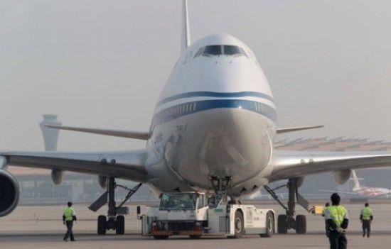 China se prepara para usar biodiesel de aviación