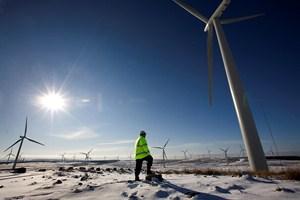 La industria eólica española entre las cinco primeras del mundo