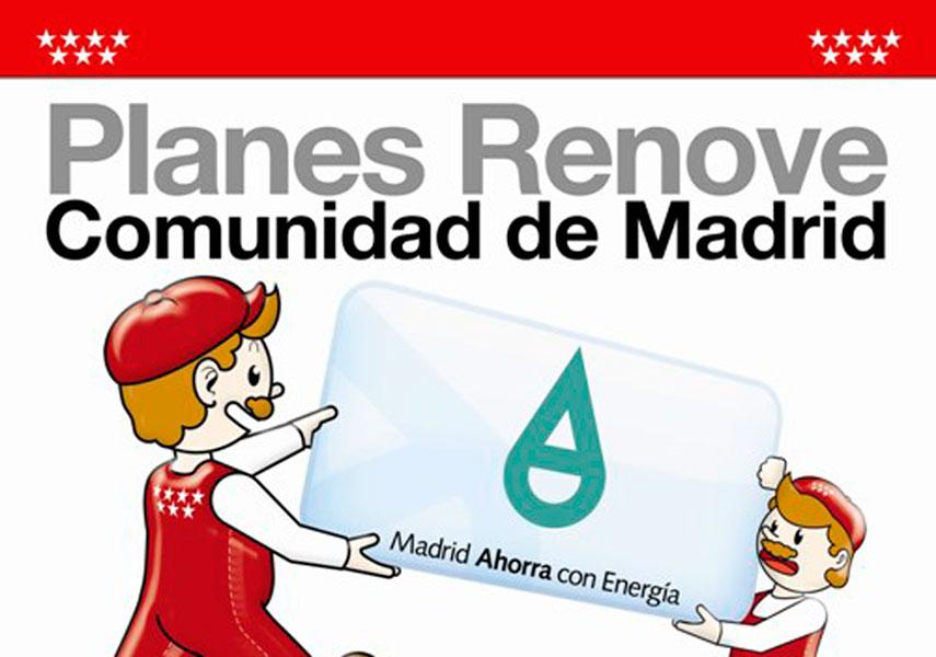 200.000 madrileños decidieron ser más eficientes renovando sus calderas