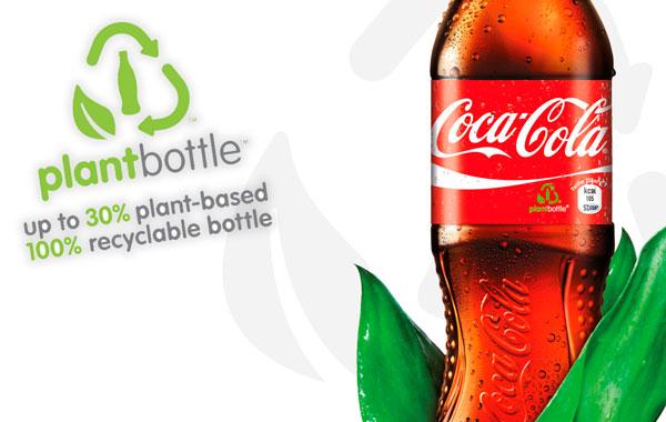 La chispa de la vida en botella vegetal