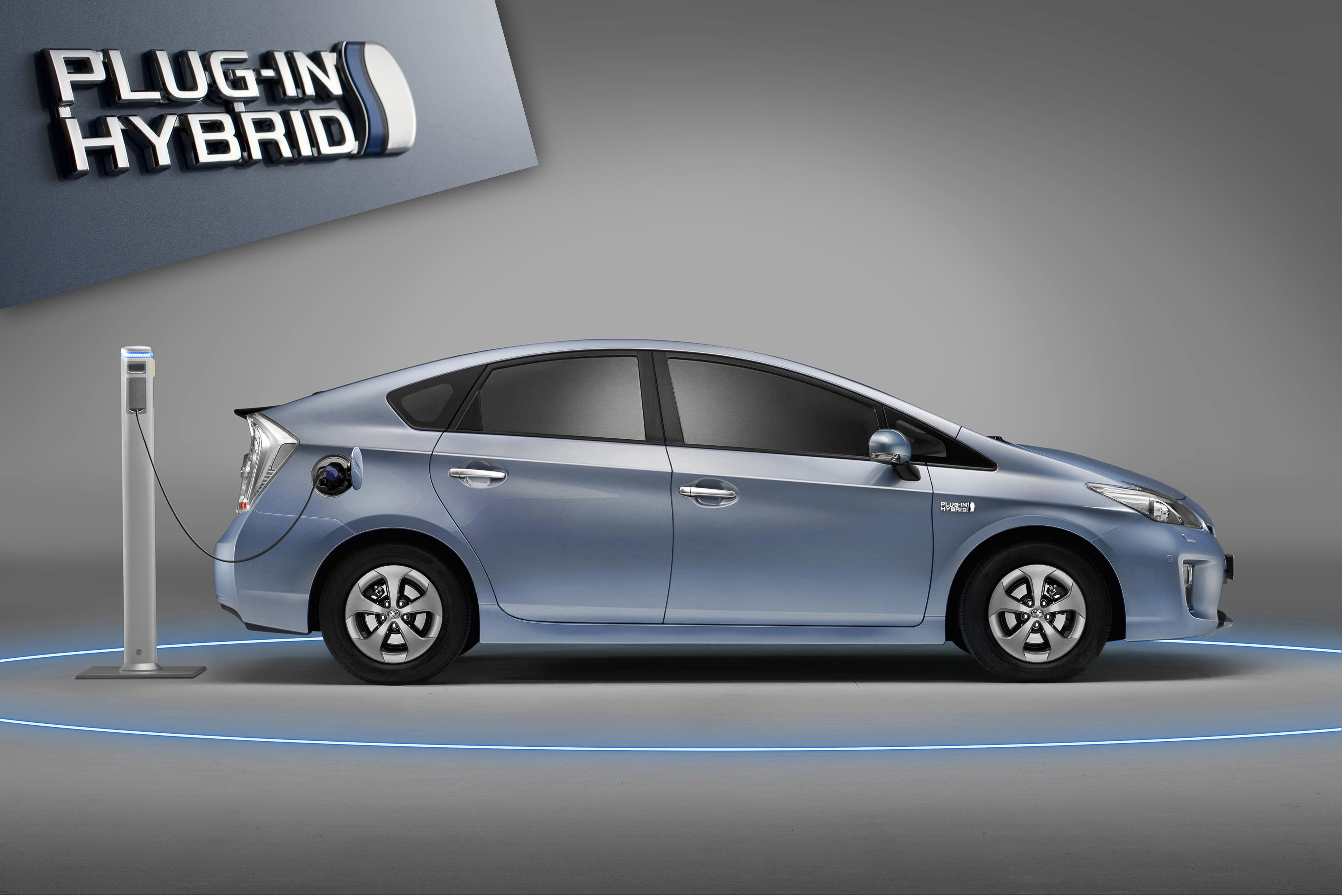 Toyota podrá vender en verano el nuevo Prius híbrido – EV