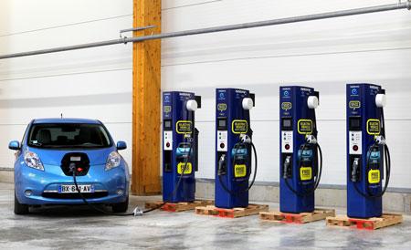 6.400 vehículos eléctricos para la Isla de El Hierro