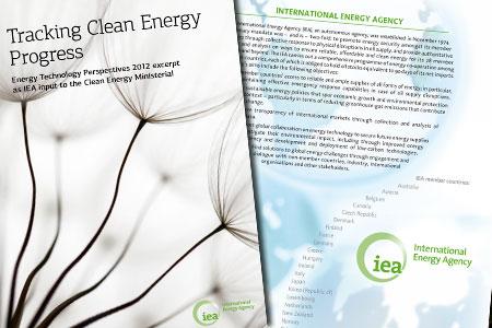 La AIE pide a los gobiernos una acción política clara en favor de las energías limpias