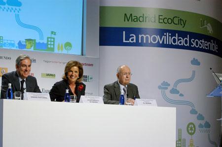 Madrid persigue la sostenibilidad con soluciones eficientes