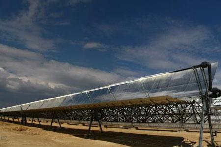 La energía renovable, cada vez más barata