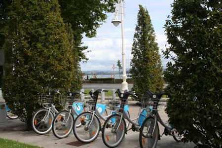 """Una aplicación que hace aún más sostenible el """"bicing"""""""
