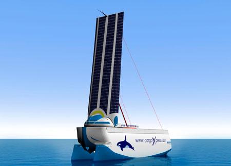 Acciona prepara su buque sostenible de carga