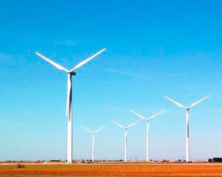 El sector eólico contra el Gobierno
