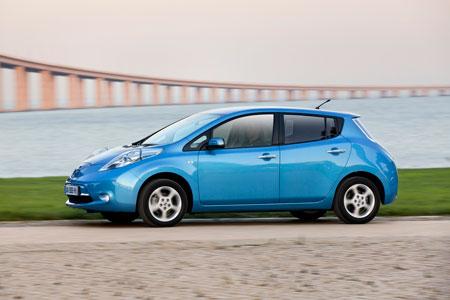 Nissan logra vender en Noruega 1.000 unidades de su coche eléctrico en seis meses