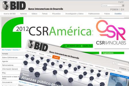 El BID lleva la RSE al laboratorio con CSR Innolabs