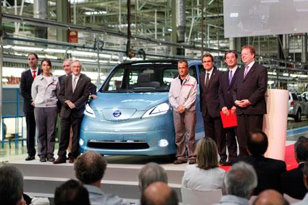 Nissan producirá una furgoneta 100% eléctrica en la planta de Barcelona
