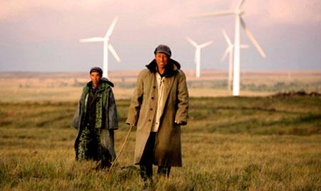 China, potencia mundial en energía eólica