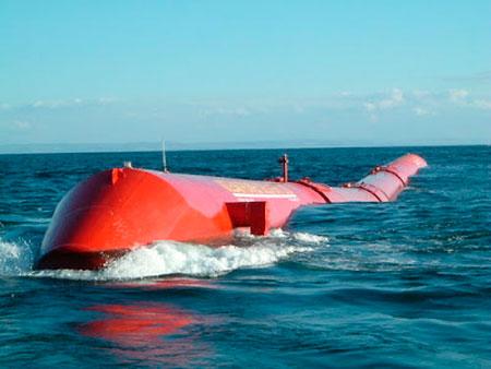 Abengoa se adentra en la energía marina