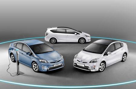 Toyota supera los 4 millones de vehículos híbridos vendidos en el mundo