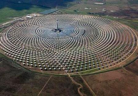 Andalucía, al sol que más energía genera