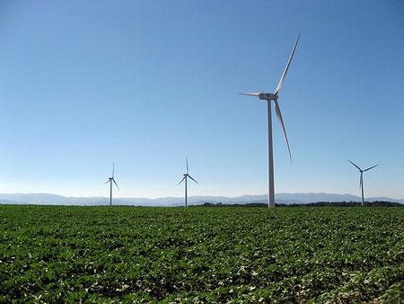 El impuesto del 6% tendrá un impacto para la eólica de 241 millones en 2013