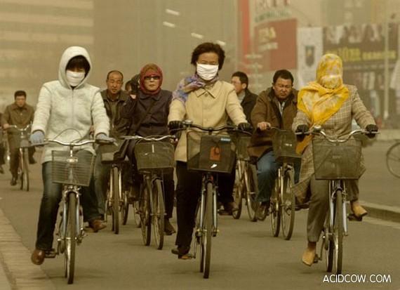 China contamina más de lo que declara