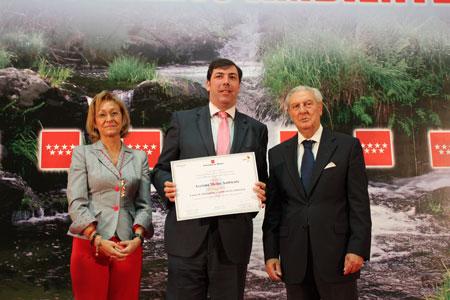 Acciona premiada por Madrid Río