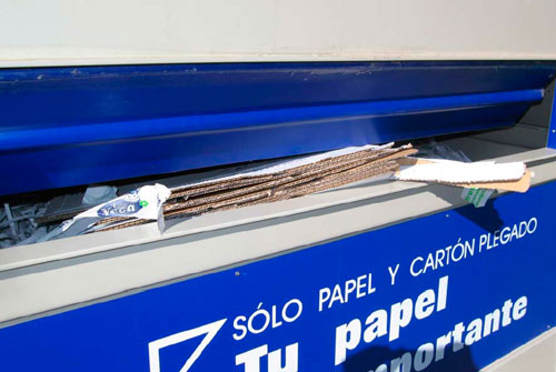 La industria papelera española, la segunda más recicladora de Europa sólo por detrás de Alemania
