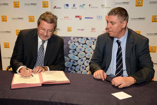 Renault España se adhiere al Club de Excelencia en Sostenibilidad