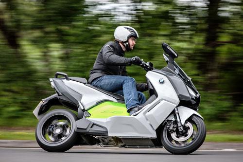 BMW prepara la fabricación de su scooter eléctrica