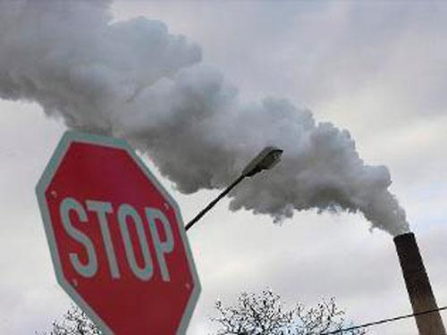 Europa sigue aumentando sus índices de emisiones de CO2