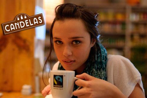 Cafés Candelas se apunta al  Comercio Justo