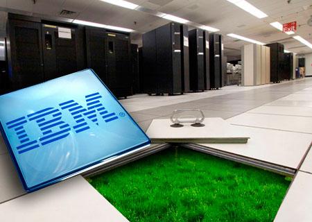 IBM logra resultados en su compromiso ambiental
