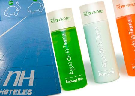 NH Hoteles supera sus objetivos medioambientales