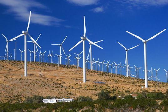 El sector eólico pierde fuerza en España