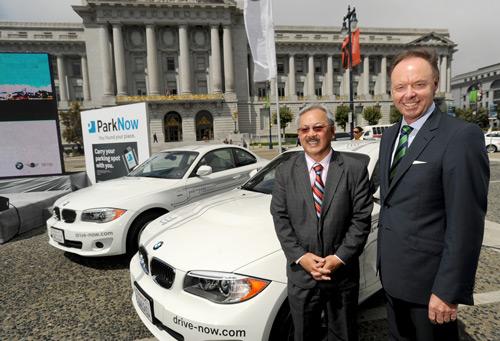 Las soluciones de movilidad eléctrica de BMW llegan a San Francisco