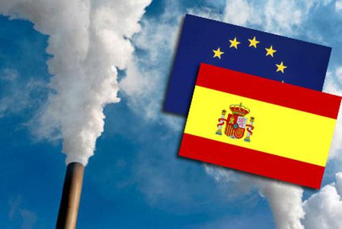 España se encuentra entre los estados de la UE que más contaminan