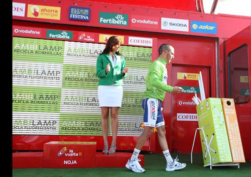 La Vuelta se viste de verde con Ambilamp
