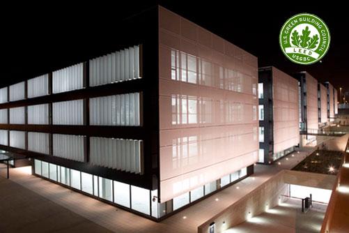 200.000 hectáreas verdes: nuevo récord mundial en certificación de edificios sostenibles