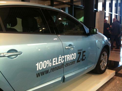 Los coches eléctricos ayudan a Renault a obtener el primer puesto europeo en bajas emisiones