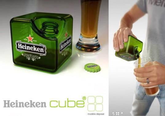 Cerveza al… ¡cubo!