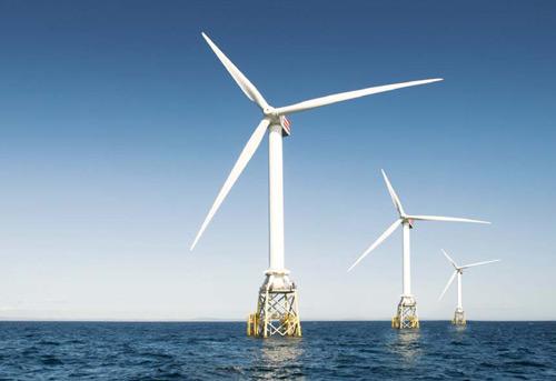 Repsol participa en el mayor parque eólico del mundo